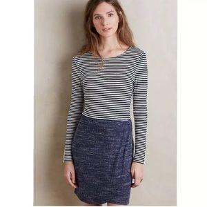 Dolan Striped Heather Knit Dress